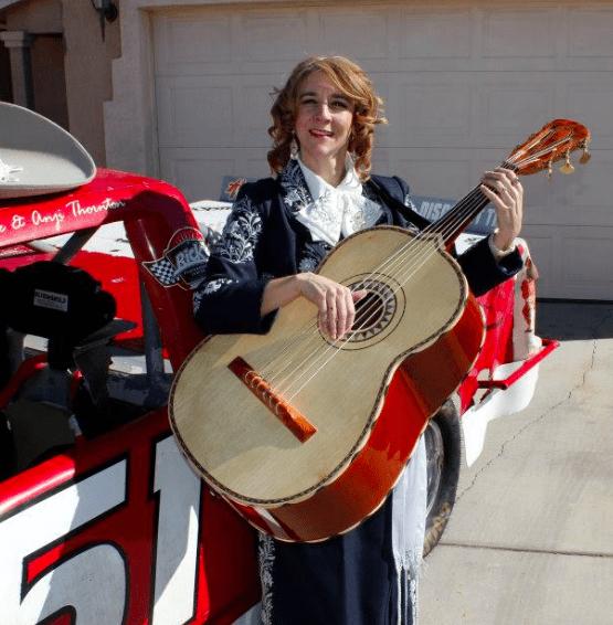 Anji Thornton Music, Las Cruces, New Mexico