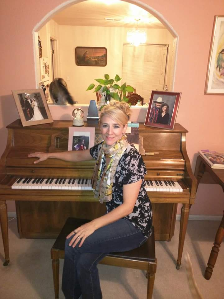 Anji Thornton Music Consultant El Paso Texas