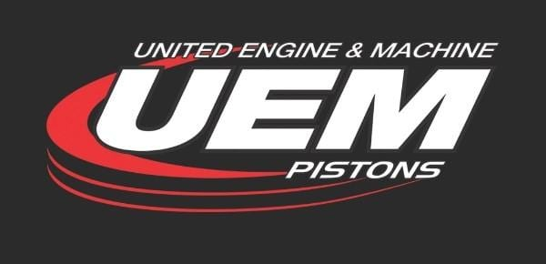 UEM Pistons - Anji Thornton 51 Racing